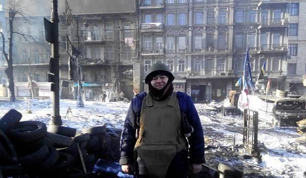 В Киеве переименовали улицу Российскую в честь погибшего ветерана АТО