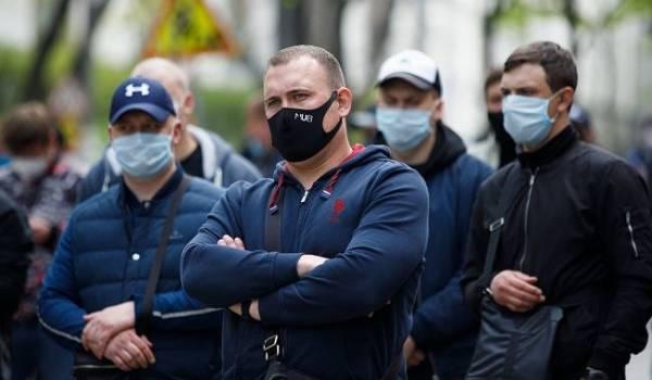 Украина побила антирекорд по суточному заражению коронавирусом
