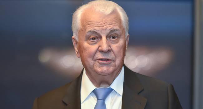Кравчук уже предложил «компромиссы» по Донбассу