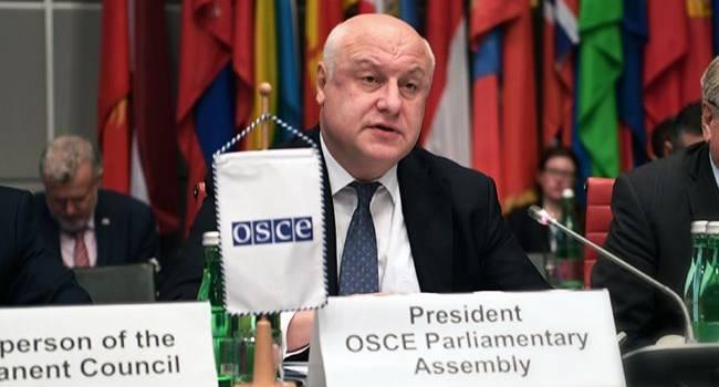 В ОБСЕ выразили «глубокую обеспокоенность» эскалацией на Донбассе после объявленного перемирия