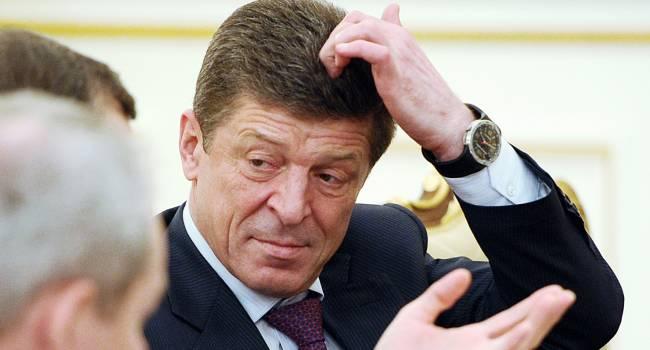 Сазонов: «Дипломатическое давление» Козака - это как пугать ежика сами знаете чем