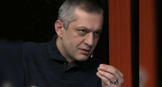 Корчилава: Если кто не понимает дипломатического языка, скажу фигурально - Кремль крепко вас держит за одно место, и не собирается ослаблять хватку