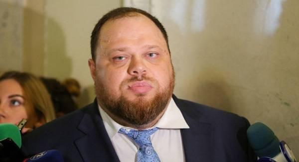 Стефанчук заявил, что в Украине можно провести референдум по статусу ОРДЛО