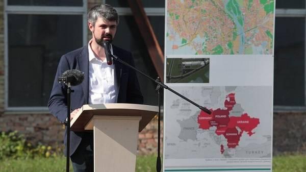 Дробович выступил против создания большого герба Украины