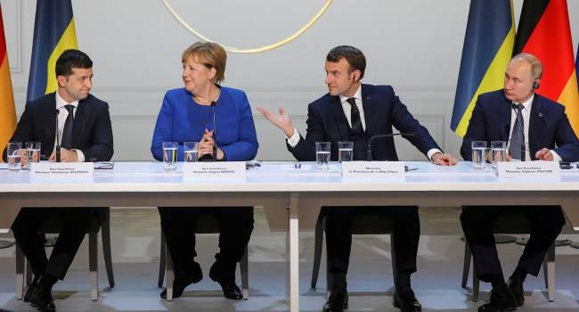 «Зеленскому об этом не выгодно упоминать»: Погребинский рассказал о теме прошедших переговоров между президентами России и Украины