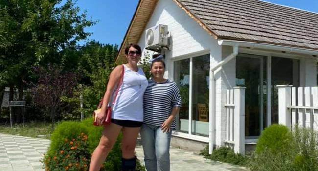 «Где жить на Арабатке, если собираетесь на Азов?»: советы от Сони Кошкиной