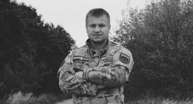 Комбат УДА «Червень» ушел в «Небесный батальон»