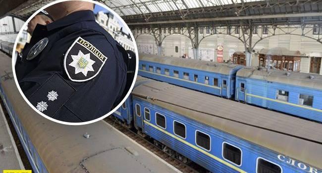«Тварь» была задержана»: В поезде «Мариуполь - Киев» преступник жестко избил и домогался женщину