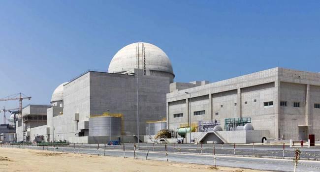 Первая в арабских странах атомная станция введена в эксплуатацию в ОАЭ
