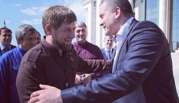 РФ подарила Кадырову часть Крыма: Глава Чечни дал распоряжение по строительству