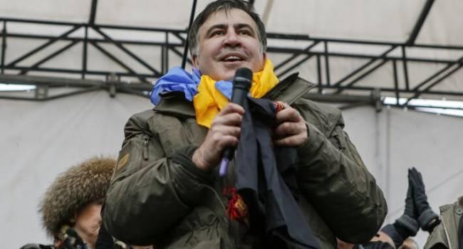 Саакашвили уже не помнит Майдан против «барыг» и «Роттердам+», говорит, что формула эффективная и ее не надо было отменять