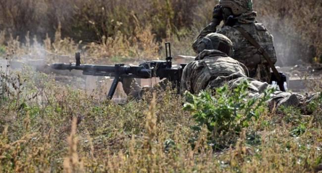 Блогер: перемирие Зеленского продолжается – переговорные партнеры продолжают обстрелы, двое военных ВСУ получили травмы