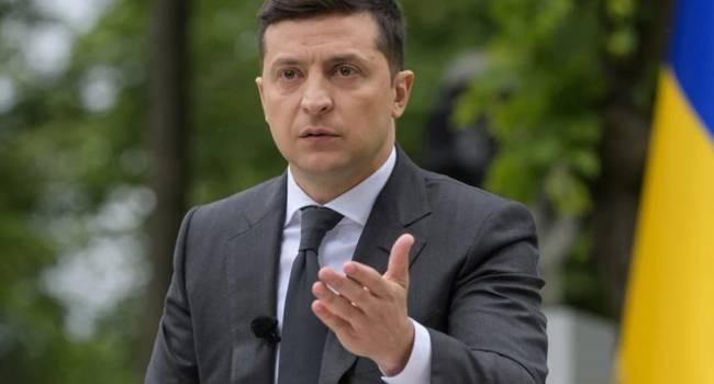 Кочетков: Спецслужбы РФ давно составили психологический портрет Зеленского, и убедились - он хорошо поддается такому давлению