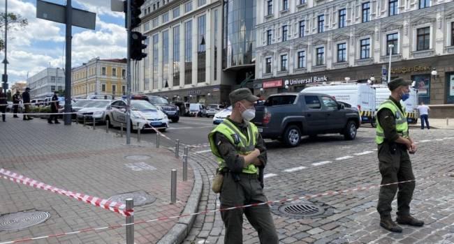 Журналист: в захвате заложников в центре Киева виновников трое – Аваков, Тимошенко и Зеленский