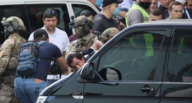 Сазонов: важен результат. Злодей задержан, ни один заложник не пострадал, нужно сказать спасибо правоохранителей