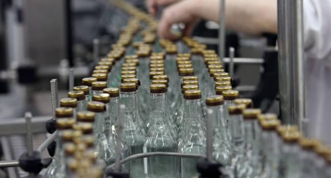 Производство спирта в Украине: Госмонополии конец. За дело взялись частные компании