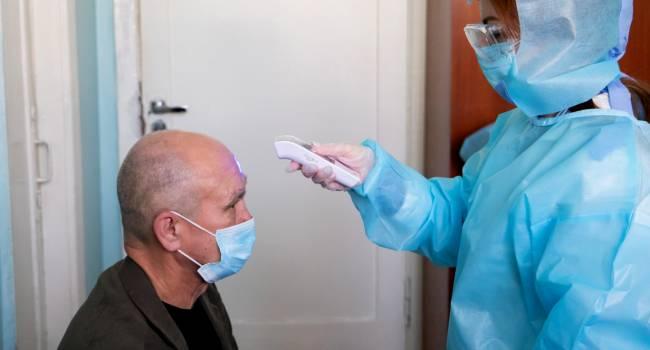 Эпидемия не идет на спад: медики назвали число инфицированных коронавирусом в Украине до конца лета