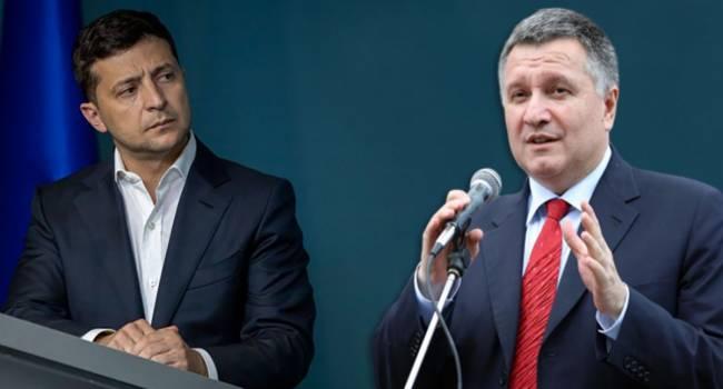 «Зеленский четко объяснил Авакову, кто здесь главный»: Советник главы ОПУ рассказал, почему министр внутренних дел не является угрозой для президента