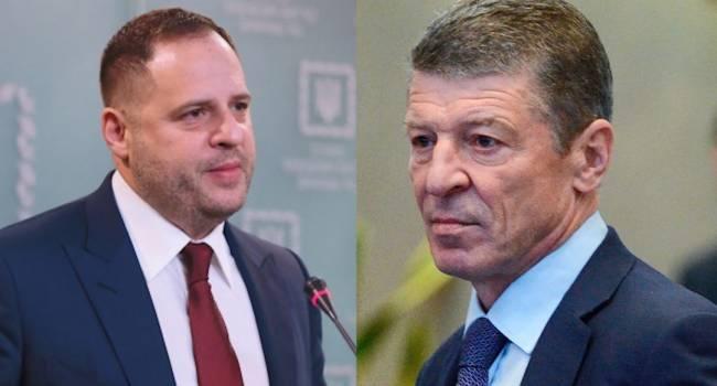 Аналитик: Козак разочарован тем, как сложилась судьба его переговоров с Ермаком, оказывается, Сурков был прав