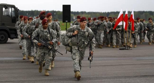 «Мы обязательно ответим»: в России отреагировали на наращивание сил США в Польше