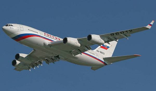 СМИ: в оккупированный Крым после прилета туда Медведчука прибыл самолет из авиапарка Путина