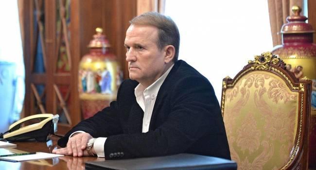Омелян: Медведчук вызвал Путина в оккупированный Крым, чтобы выставить предводителю московской группировки несколько требований