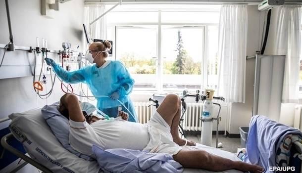 В реанимациях Ивано-Франковска закончились места для больных COVID-19