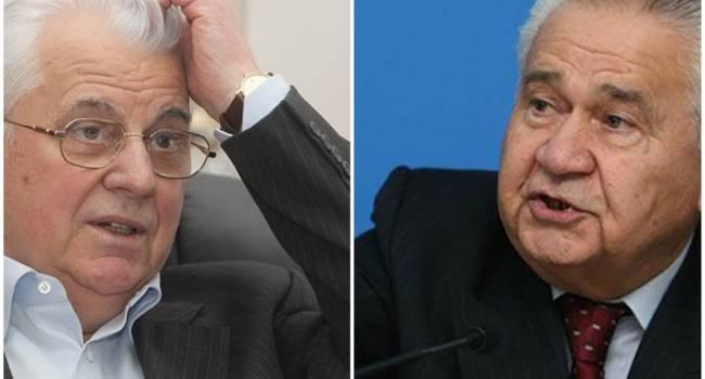 Бобыренко назвал 3 версии, почему Зеленский сделал ставку на старперов Кравчука и Фокина