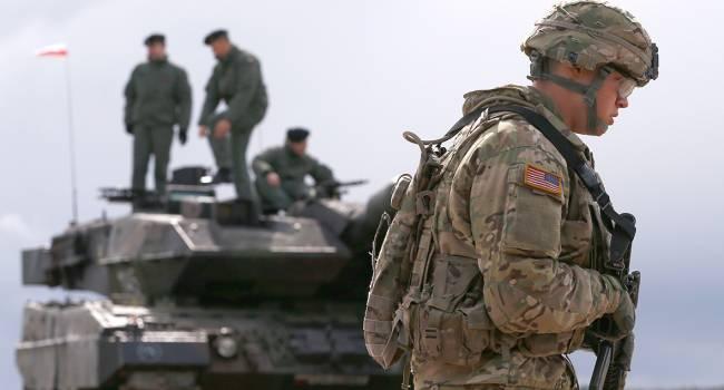 Обозреватель: приятная новость – чем ближе американцы к российским границам – тем меньше желания у России наступать на Украину