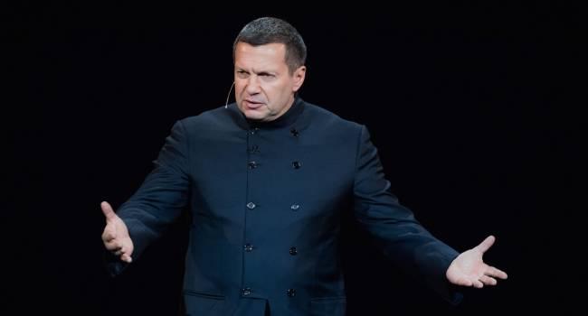 «Соловьев – чемодан, вокзал, паRussia»: В Беларуси срочно прекратили трансляцию российской пропаганды