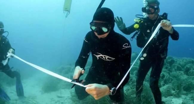 Впервые в Греции открыли уникальный подводный музей