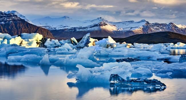Всего за 5 лет в Арктике исчезли два крупнейших ледяных щита