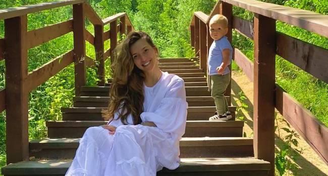 «У него вообще лицо дипломата, я в шоке, как он у вас такой получился»: Регина Тодоренко призналась, что ее сын не похож ни на нее, ни на мужа