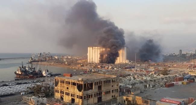 Дипломат: страшная катастрофа в Ливане – сравнивают с Хиросимой и Нагасаки