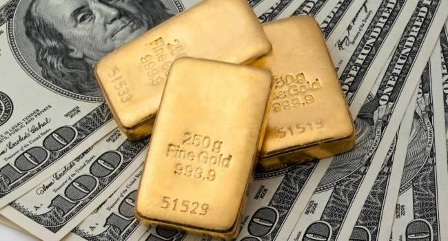 «Цены на золото обновили исторический максимум, и это еще не предел»: Драгметалл будет дорожать благодаря ослаблению доллара