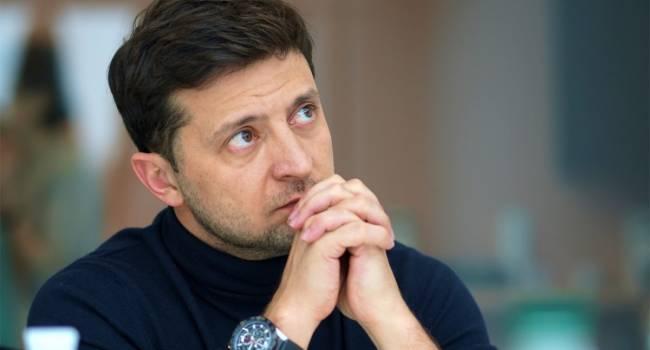 Политолог: Зеленскому сейчас уже не просто не верят. Президент теряет остатки уважения