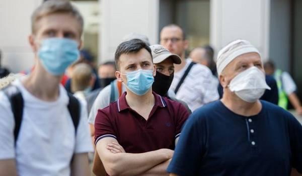 Четыре области Украины могут исключить из зеленой карантинной зоны