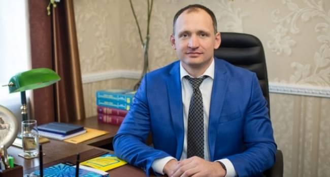Блогер: назначив люстрированного Татарова у Зеленского решили просто наплевать на закон