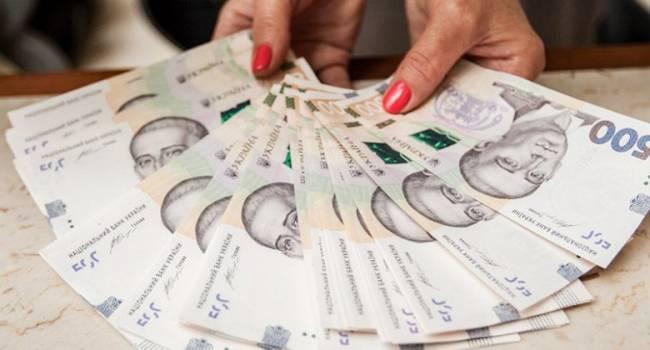 Власти озвучили дату повышения минимальной зарплаты в Украине до 6500 гривен