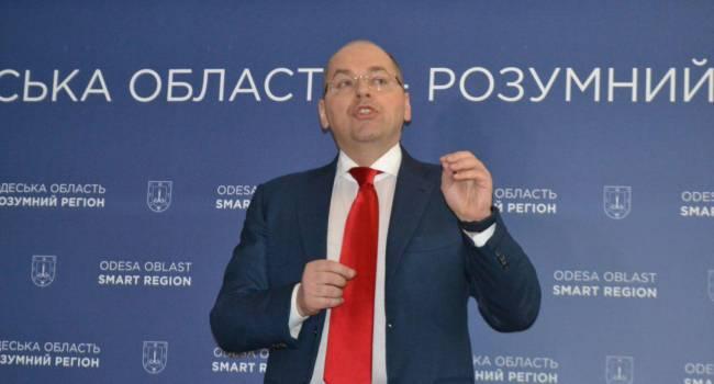 «За все это есть ответственность»: Степанов пригрозил властям Луцка и Тернополя за отказ ужесточать карантин