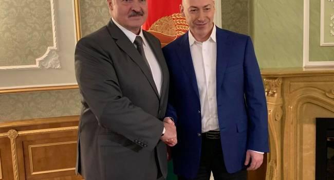 Лукашенко: Вы сами потеряли Крым. Я стал бы воевать - пускай там полегли бы тысячи, но землю мы бы не отдали