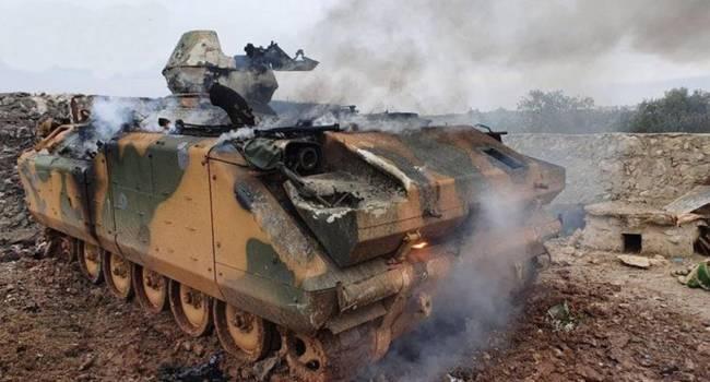 «Турки растерзали россиян в Сирии»: Убитых и раненных военных эвакуируют вертолетом