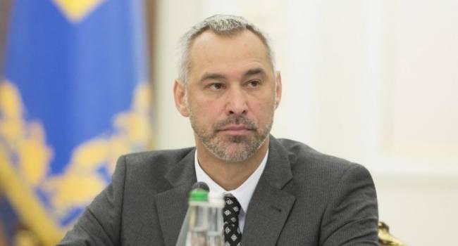 Ветеран АТО: теперь становится ясно, чего Рябошапка так решительно «соскочил»