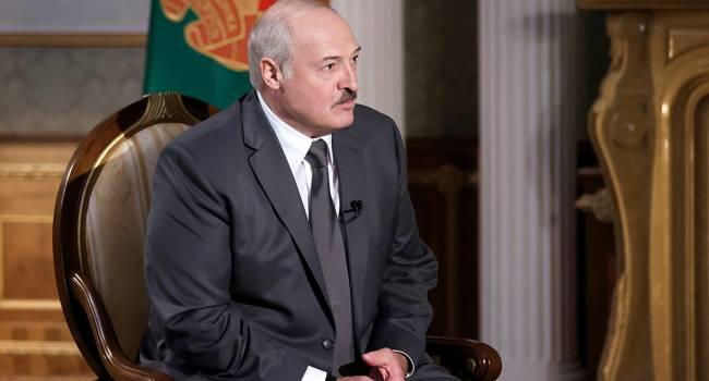 Гончаренко: Лукашенко, как и любой диктатор, уже дошел до той точки, когда он без власти просто не может жить
