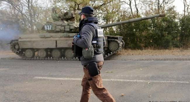 «Такого раньше еще не было!»: В СММ ОБСЕ рассказали об обстановке на Донбассе