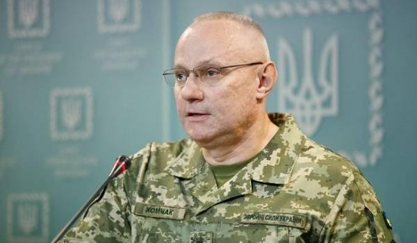 Хомчак: нынешние одиночные выстрелы на Донбассе можно вообще не учитывать