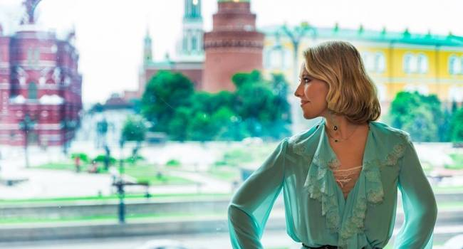 «Отец перевернулся в гробу»: Ксения Собчак показала новые кадры со съемок клипа Лободы и нарвалась на критику