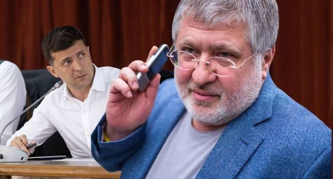 Фурса: Зеленский должен взять дело Коломойского под свой личный контроль