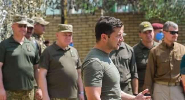 Политолог: позиция Зеленского ориентироваться на общественное мнение России не оправдает себя