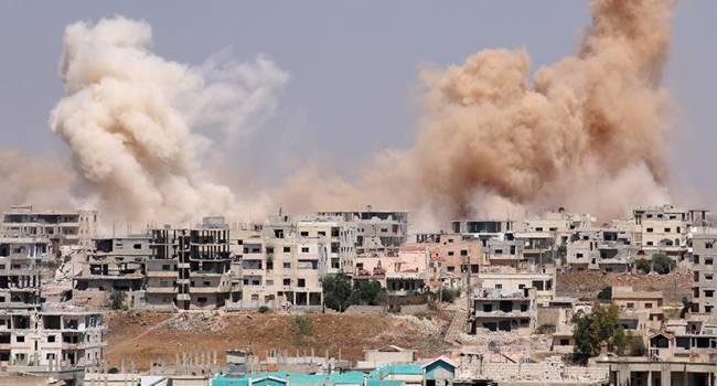 «Ад в Дейр-эз-Зоре»: США мощным ударом похоронили в Сирии сразу 23 российских военных – военный эксперт